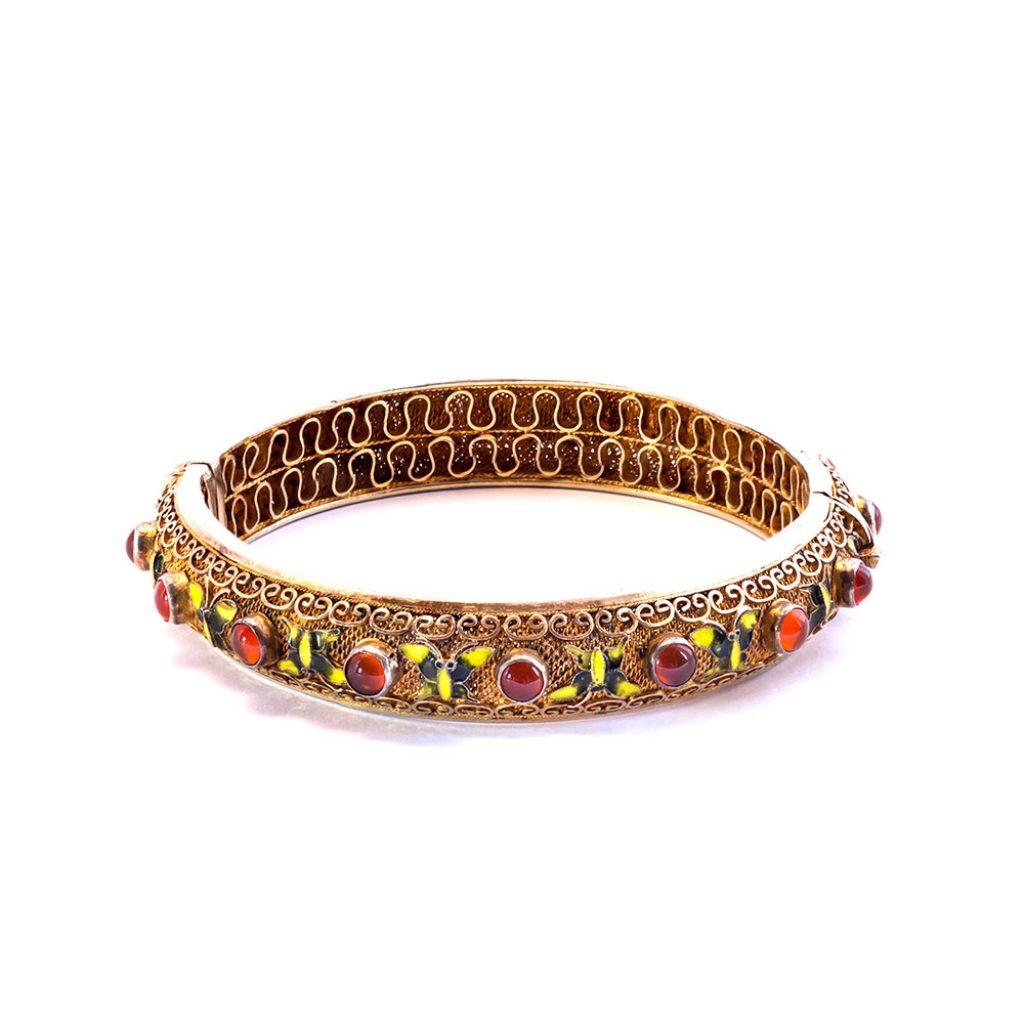 bracelet_papillons_cornalines_emaux_145_1